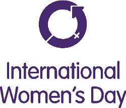 International Women's Day 2013 logo.