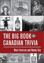 Big Book of Canadian Trivia cover