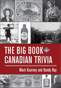 The Big Book of Canadian Trivia cover