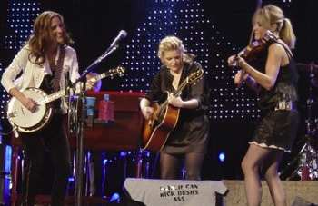 The Dixie Chicks in concert in 2006