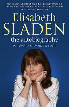 Elisabeth Sladen: the autobiography cover & link to Amazon