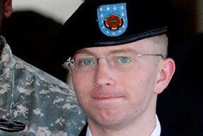 Photo: Private Bradley Manning