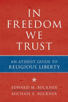 In Freedom We Trust, cover
