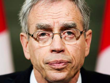 Joe Oliver, photo by Mark Blinch , REUTERS