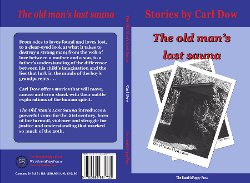 Front and back covers of The Old Man's Last Sauna