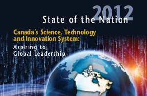 Detail from cover of State of the Nation 2012 report.