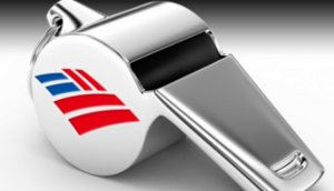 Image: Whistle with Bank of America logo