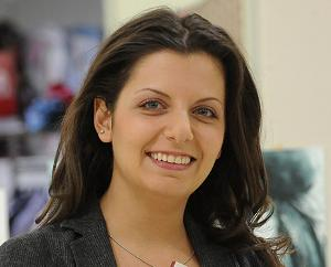 Image: RT Editor-in-Chief Margarita Simonyan.